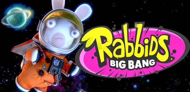 Rabbids Big Bang Apk