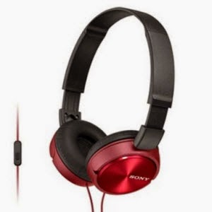 Buy SONY MDR-ZX310AP Sound Monitoring Headphones at Rs.699 : Buy To Earn