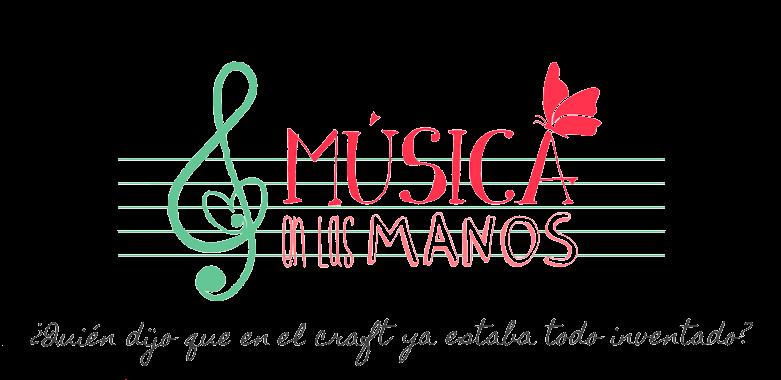 Música en las manos