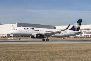 Mexico's Volaris welcomes it first Sharklet-equipped Airbus A320