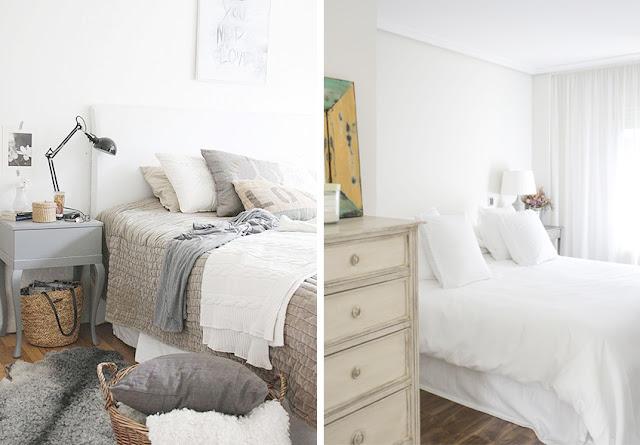 Textiles para dormitorios