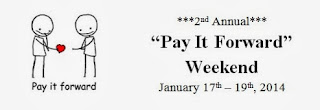 Paying It Forward Weekend
