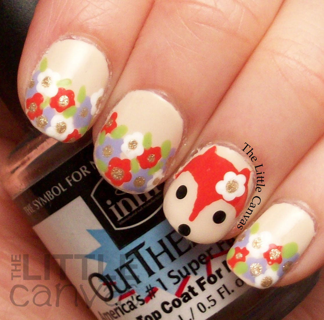 Fox Nail Designs: Twinsie Tuesday: Inspired By Pinterest