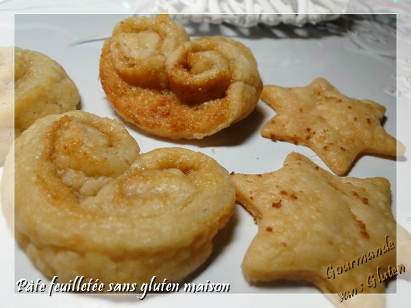 Pâte feuilletée sans gluten maison