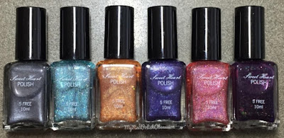 Sweet Heart Polish The Wonderous Collection