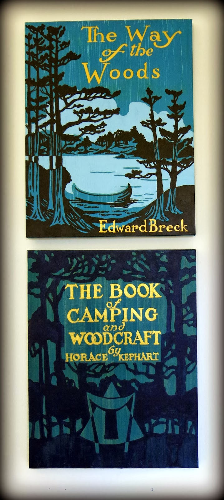 Classic Book Covers On Canvas : Cassie stephens diy painting from vintage book covers
