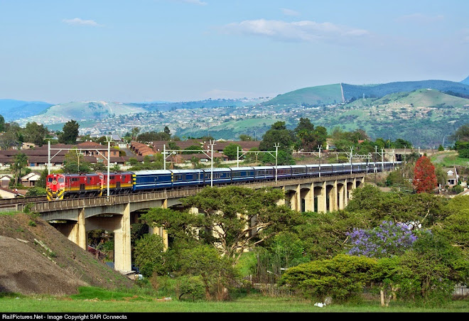 18-773 / 18-788 & The Blue Train