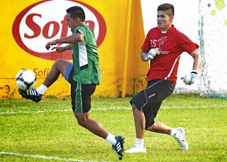 Oriente Petrolero - Rodrigo Vargas, Alex Arancibia - DaleOoo.com página del Club Oriente Petrolero