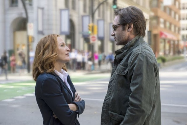 X-Files : Nouveau photos de la saison 10