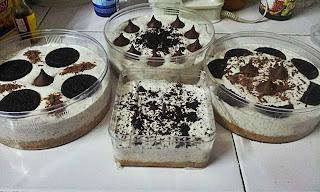 Resepi Oreo Cheese Cake Tanpa Bakar Tanpa Gelatin