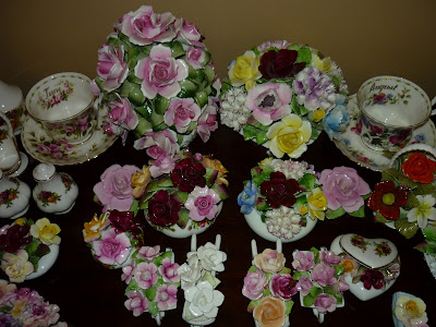 Vintage teaware amp collectibles largest selection of 200 posies
