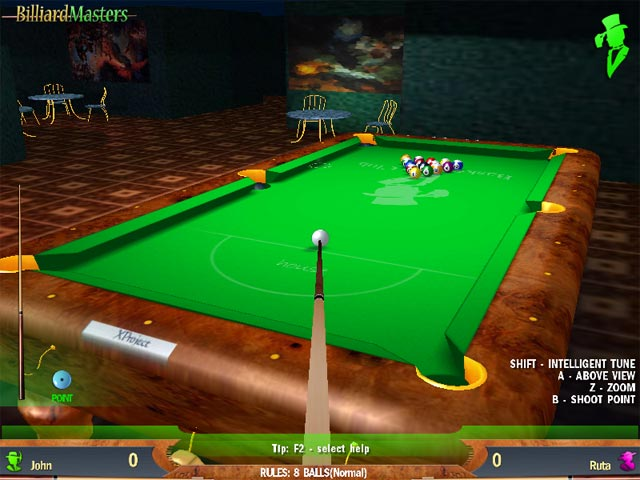 Download Game Billiard PC Ringan Gratis