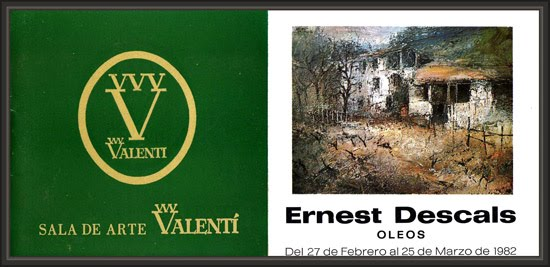VALENTI-SALA-ARTE-EXPOSICIONES-PINTURA-MARGANELL-ERNEST DESCALS-