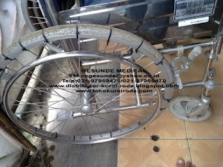 harga kursi roda longmax