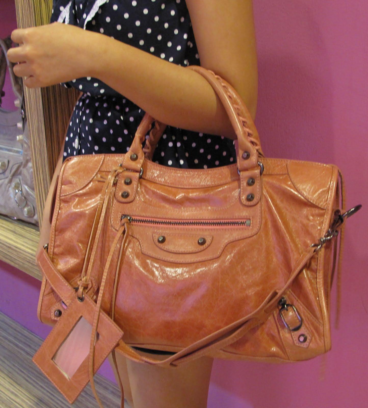 Luxe Bags Balenciaga Classic City
