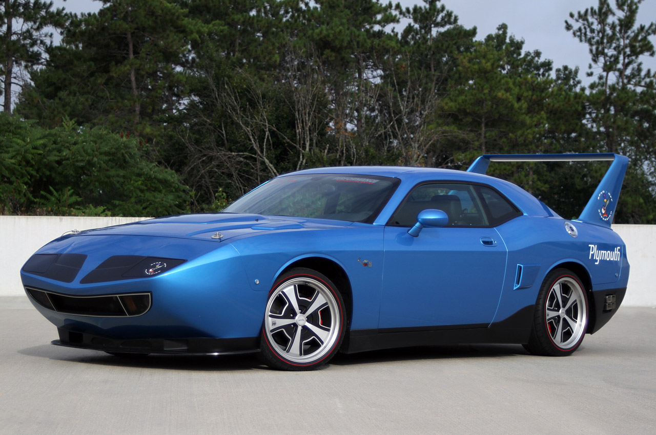 Richard Petty Motorsports >> Automobile Brand's Of The Past..,: Plymouth Superbird Muscle Car