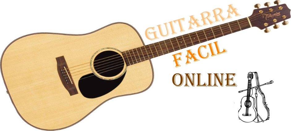 Guitarra Facil Online