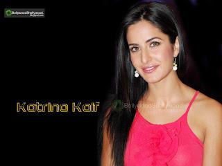 Katrina kaif latest pink wear Wallpaper