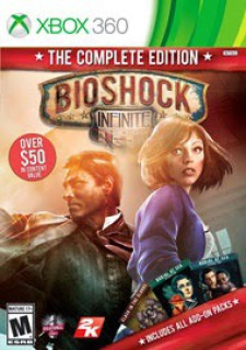 Bioshock Infinite Complete Edition Torrent XBOX 360 2014