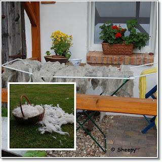 sheepys wolliges landleben immer noch mit w sche. Black Bedroom Furniture Sets. Home Design Ideas