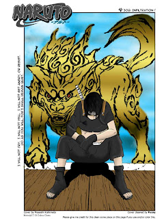 Naruto Mangá 302 – (Leitura Online)