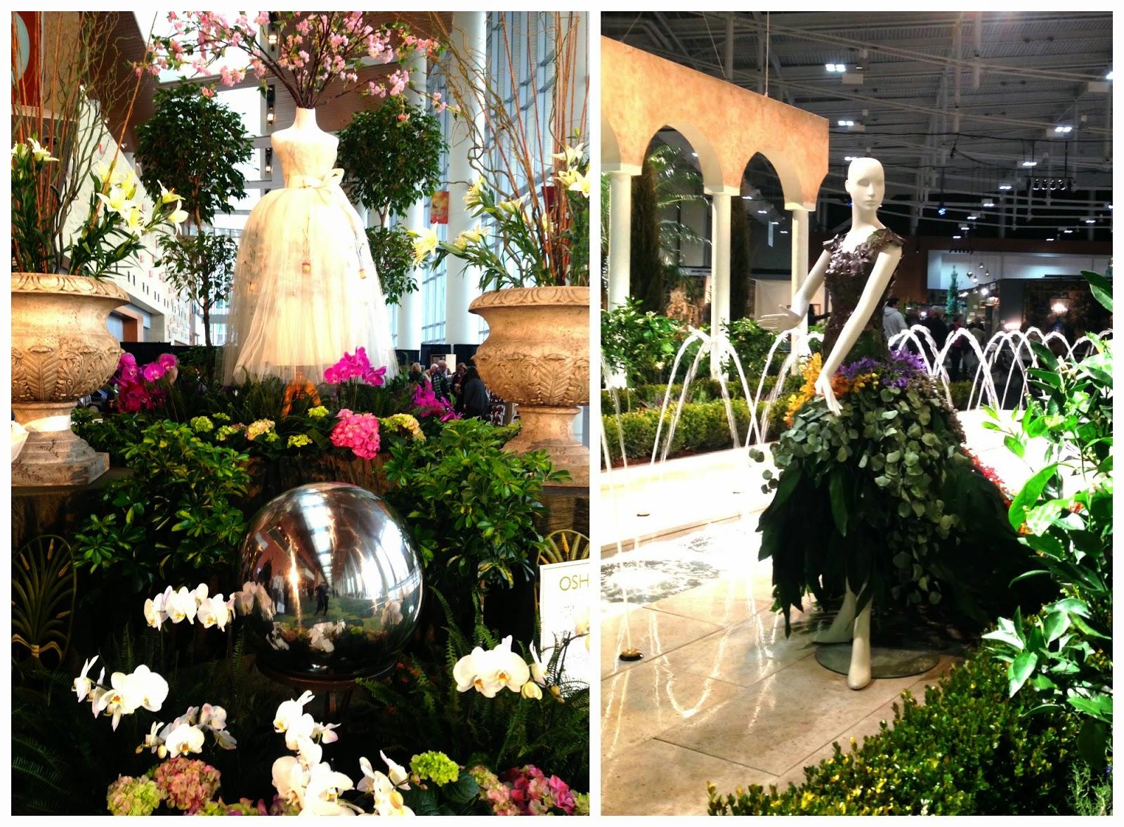 Always aubrey antiques garden show of nashville Nashville home and garden show