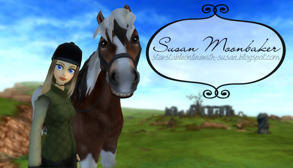 Star Stable Online Susan