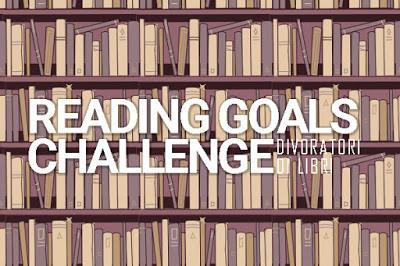 Reading Goal Challenge 2018