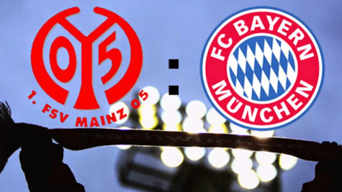 Poker Online : Prediksi Skor Mainz 05 vs Bayern Munchen 20 Desember 2014