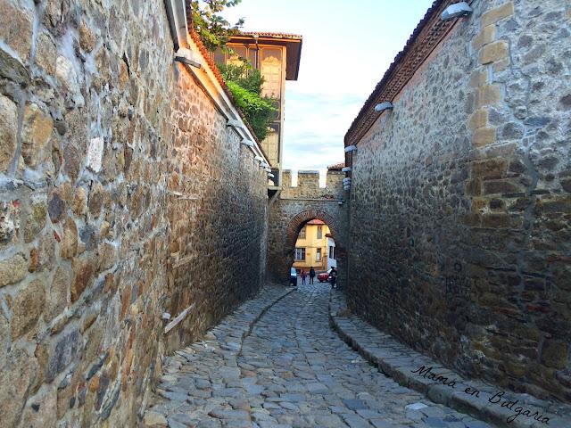 Puerta medieval de Hissar, Plovdiv, Bulgaria