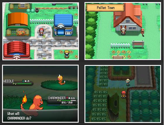 Pokemon Blaze Red Pokemoner Com