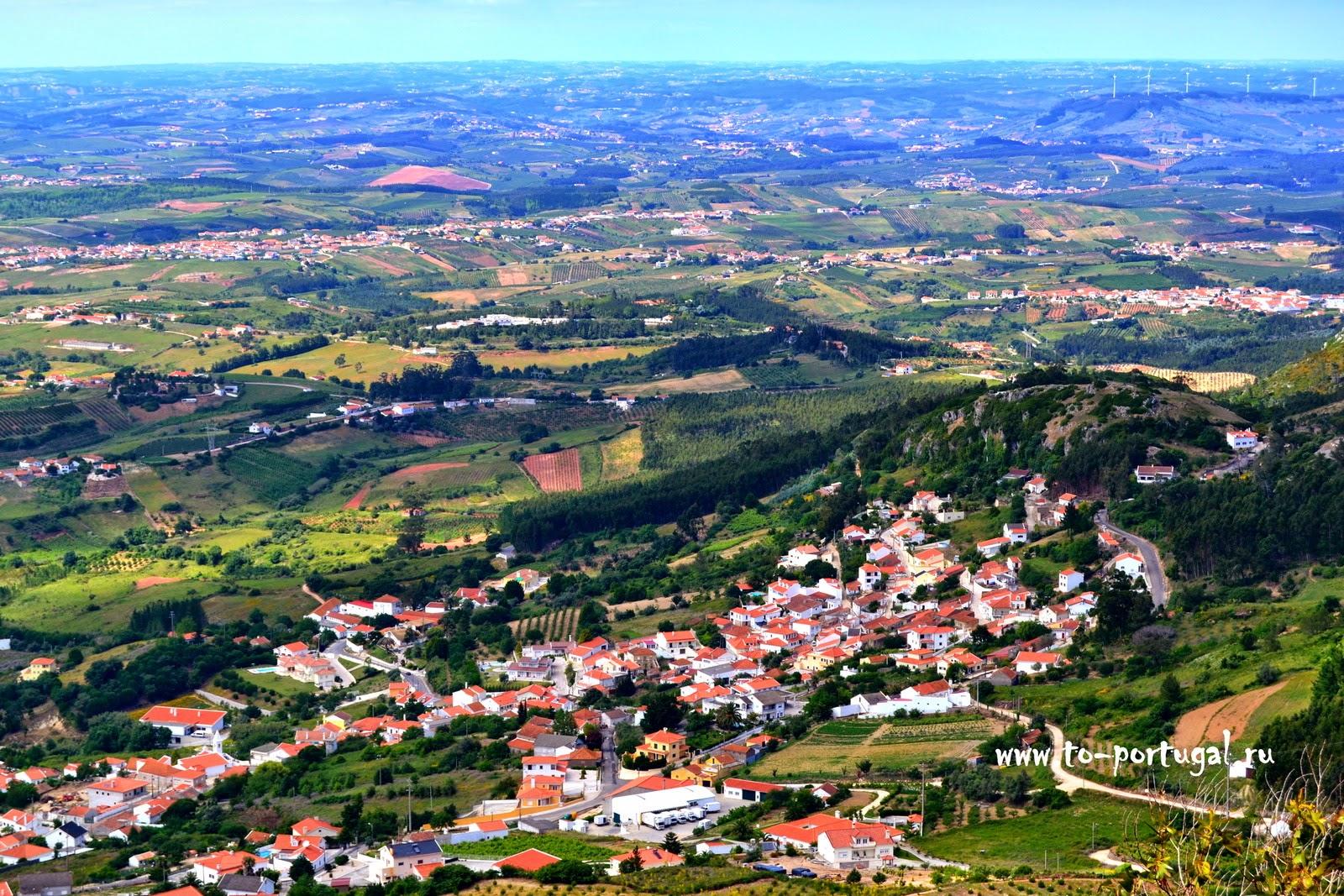 Монтежунту в Португалии