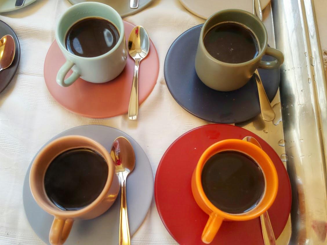 espresso in Pesaro, Italy
