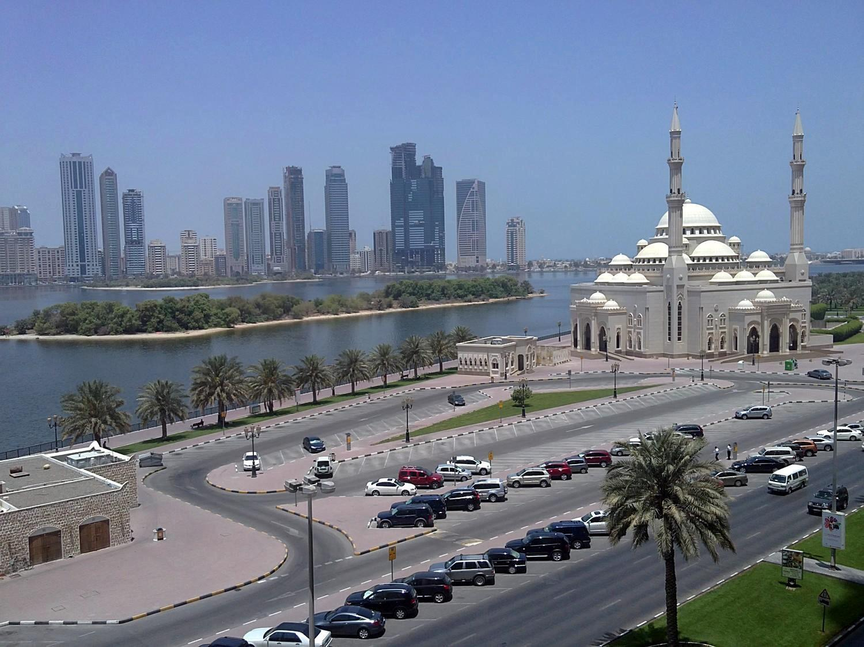 Al Khan Beach Sharjah uae - YouTube