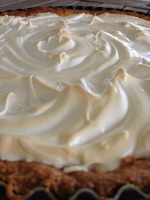 Sweet Kwisine, tarte au citron, lemon pie, meringue