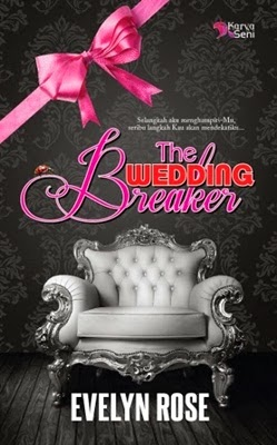 Drama Ariana Rose adaptasi novel The Wedding Breaker