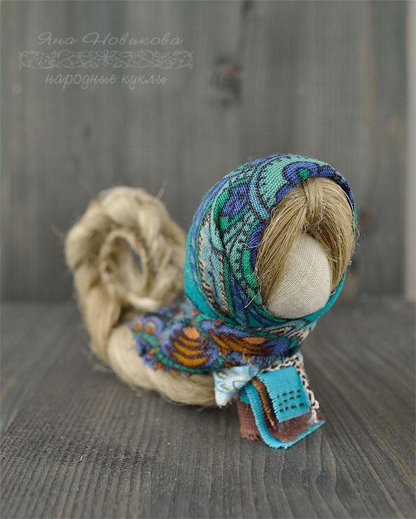 народная кукла на счастье, русская народная кукла