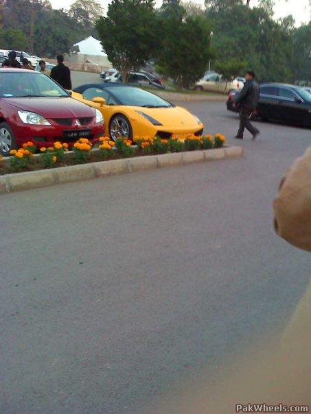 Pak Vehicles Lamborghini Gallardo In Pakistan