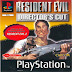 Xogo - Retro: Resident Evil Director´s Cut (Psx)