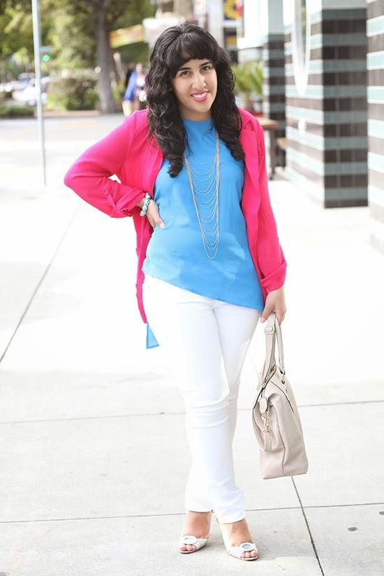 LE TOTE Style Blogger