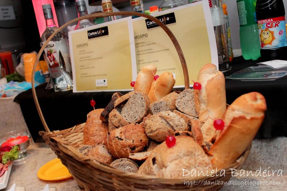 Carlos Lima, evento, brasília, encomenda, pães