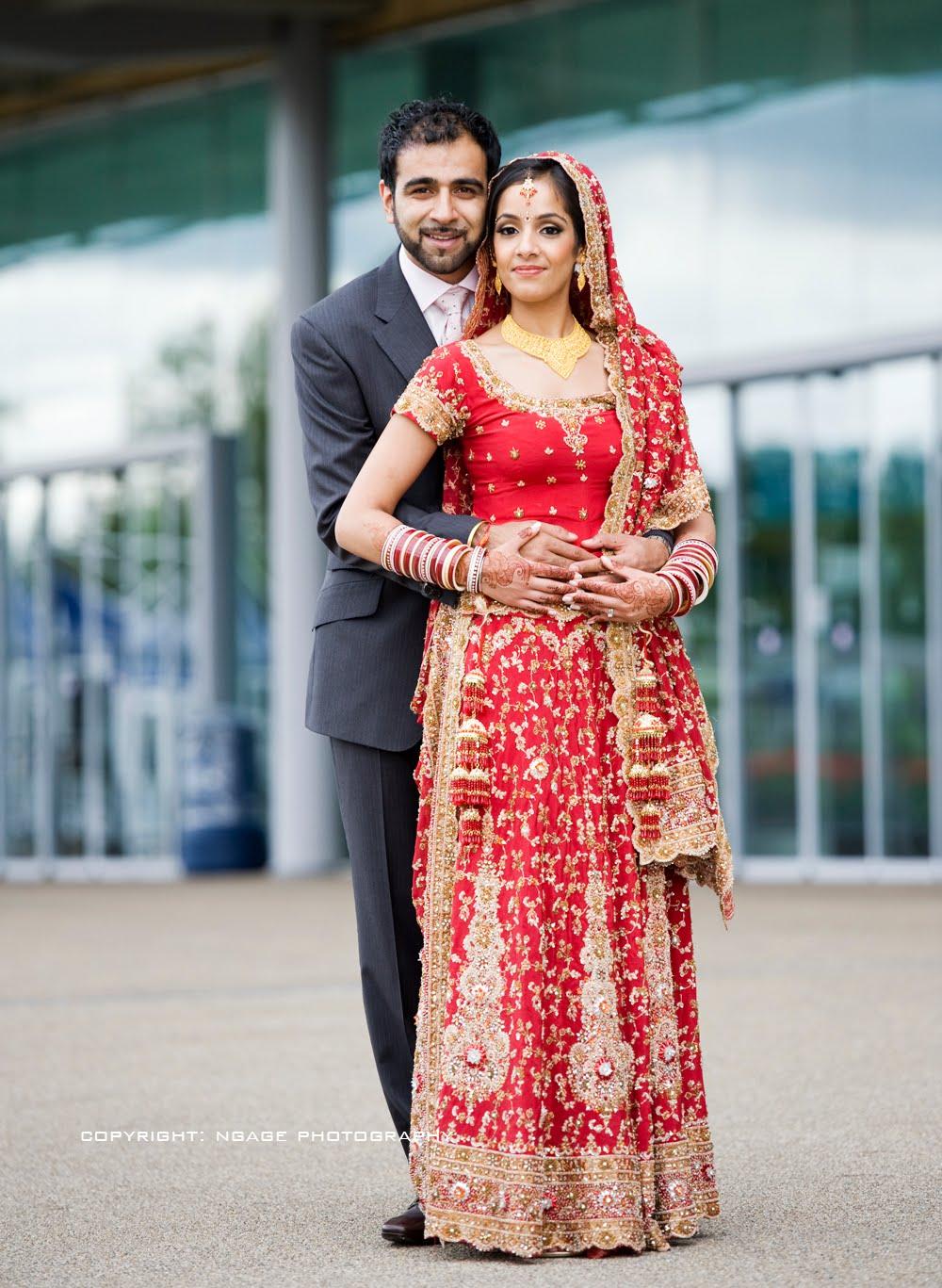 Pakistani african wedding