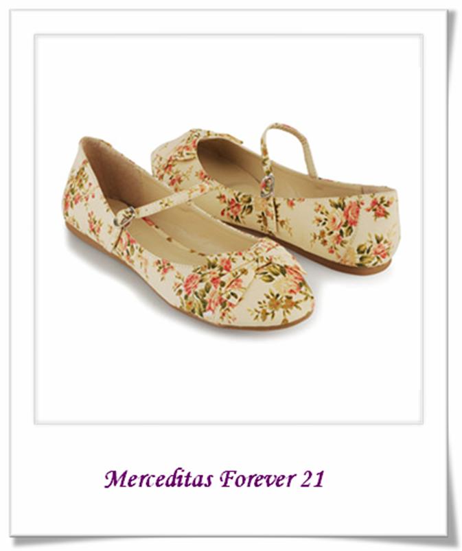 Stoffen Tas Forever 21 : El closet de rocio bailarinas