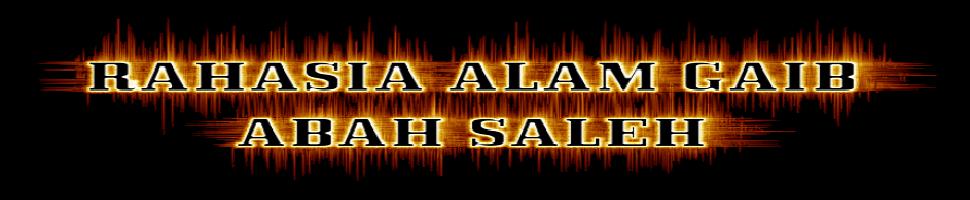 RAHASIA ALAM GAIB