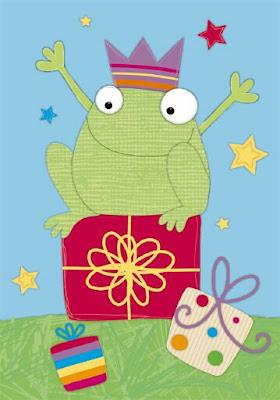 rana de cuento decoraciones para niños y niñas