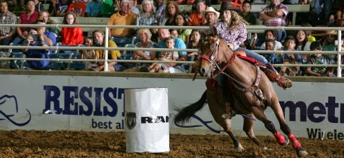 Taste the Excitement at Real. Texas. Festival. at Rodeo Center and Resistol Arena in Mesquite, Texas