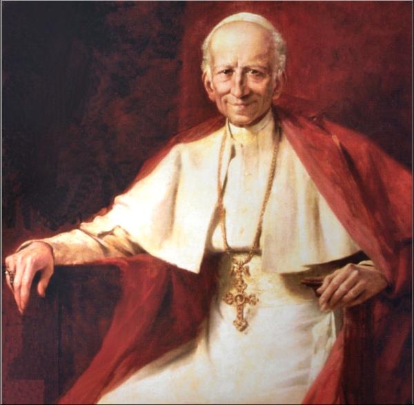 pope leo xiii Pope leo xiii vincenzo gioacchino raffaele luigi pecci.
