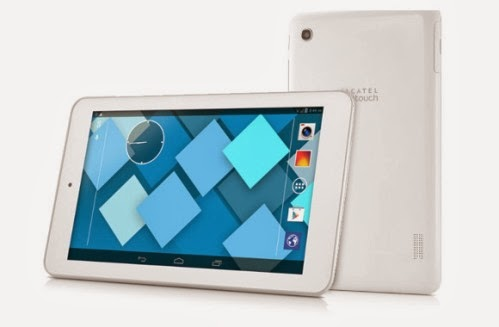 Nuovo tablet 3g da 7 pollici di diagonale per il 2014 di Alcatel