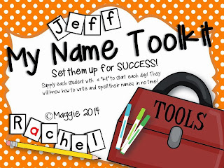 My Name Toolkit