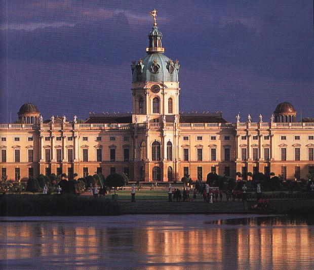 KOMM KIT Das Schloss Charlottenburg Berlin